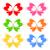 Rood · vlinder · hart · vector · liefde · ontwerp - stockfoto © sweetcrisis