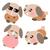 Cartoon · perro · ilustración · acción · emoción · cute - foto stock © sweetcrisis
