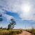 kavicsút · mezők · búza · mezőgazdaság · Washington - stock fotó © sweetcrisis