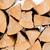 切り · 薪 · 自然 · 木製 · スタック - ストックフォト © szabiphotography