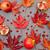 гранат · листьев · изолированный · белый - Сток-фото © szabiphotography