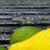 brut · noir · fond · citron · chaux - photo stock © szabiphotography