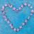 формы · сердца · цветы · изолированный · белый · цветок · сердце - Сток-фото © szabiphotography