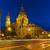 bazylika · Budapeszt · Węgry · noc · domu · budynku - zdjęcia stock © szabiphotography