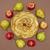 alma · körte · torta · gyümölcsök · barna · egész - stock fotó © szabiphotography