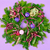 Christmas wreath advent wreath with copy space stock photo © szabiphotography