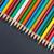 szín · ceruzák · izolált · fekete · közelkép · minta - stock fotó © szabiphotography