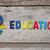 educação · colorido · palavras · cartas - foto stock © szefei