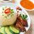 Singapur · kurczaka · ryżu · asian · stylu - zdjęcia stock © szefei