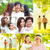 collage photo mothers day concept stock photo © szefei