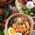 Prawn noodles, prawn mee. stock photo © szefei