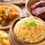 indiai · tyúk · rizs · curry · friss · főtt - stock fotó © szefei