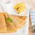 plátano · crepe · crepe · Asia · estilo · desayuno - foto stock © szefei