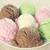 fagylalt · tányér · tér · narancs · rózsaszín · fagyott - stock fotó © szefei