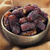 datum · palm · yoghurt · houten · tafel · tabel - stockfoto © szefei