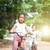 children riding bikes outdoor stock photo © szefei