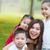Asian mother and children stock photo © szefei