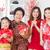 multi generations asian family celebrate chinese new year stock photo © szefei