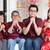 Chinese New Year greeting stock photo © szefei