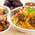 arab · rizs · arab · ramadán · étel · közel-keleti - stock fotó © szefei