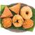 délicieux · indian · casse-croûte · traditionnel · isolé · blanche - photo stock © szefei
