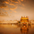 dourado · templo · Índia · windows · ocidente · lado - foto stock © szefei
