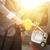 masculino · mão · carro · combustível · posto · de · gasolina · negócio - foto stock © szefei