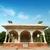 bent · piros · erőd · építészeti · Delhi · India - stock fotó © szefei