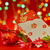 chinese new year objects red packet and plum flower stock photo © szefei