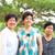 Three Asian senior women stock photo © szefei