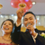 bruiloft · diner · champagne · asian · chinese - stockfoto © szefei