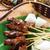 satay singapore food stock photo © szefei