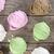 fagylalt · izolált · fehér · textúra · gyümölcs · egészség - stock fotó © szefei