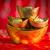 chinese new year decorations gold ingots stock photo © szefei