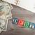 dollár · pénz · bankjegyek · könyv · iskola · illeték - stock fotó © szefei