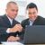 üzleti · csapat · megbeszélés · délkelet · ázsiai · megbeszél · iroda - stock fotó © szefei