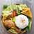 frango · arroz · popular · tradicional · local · comida - foto stock © szefei
