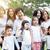 ázsiai · generációk · családi · portré · boldog · nagyszülő · szülők - stock fotó © szefei