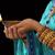 ディワリ · インド · 女性 · 石油ランプ · 美しい · 小さな - ストックフォト © szefei