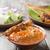 finom · ázsiai · konyha · tyúk · étel · tányér · hús - stock fotó © szefei