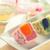colorato · neve · pelle · bianco · piatto - foto d'archivio © szefei