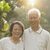 Asian seniors couple at outdoor stock photo © szefei