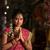 счастливым · азиатских · девушки · молиться · улыбаясь · традиционный - Сток-фото © szefei
