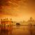 храма · солнечный · свет · воды · Восход · поклонения - Сток-фото © szefei
