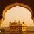храма · закат · Индия · Windows · Запад - Сток-фото © szefei