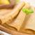 plátano · crepe · Asia · estilo · desayuno - foto stock © szefei