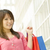 Asian girl with shopping bags stock photo © szefei