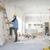 bouwvakker · ladder · klimmen · omhoog · hemel · bouw - stockfoto © szefei