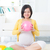 asian · incinta · yoga · prenatale · meditazione - foto d'archivio © szefei