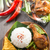 southeast asian food nasi ayam penyet stock photo © szefei